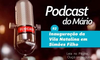 Podcast do Mário Ep 2